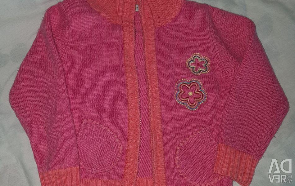 Children's warm sweatshirt