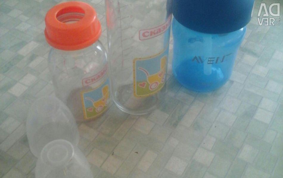 Sticle pentru copii