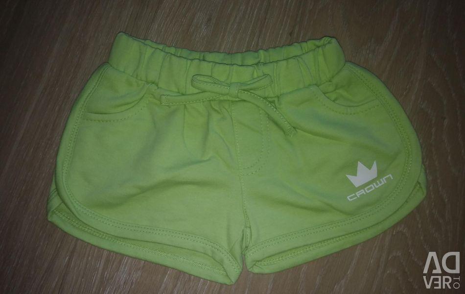 Pantaloni scurți Mini Maxi.