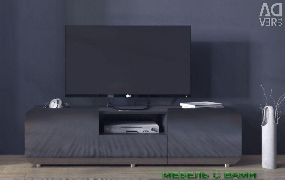 Tv stand Modern-12 Glyanets