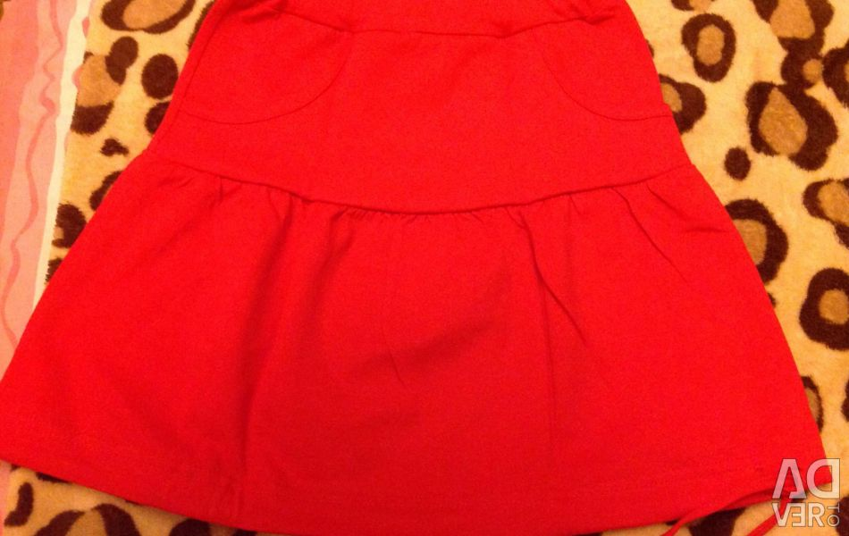 New skirt with pockets