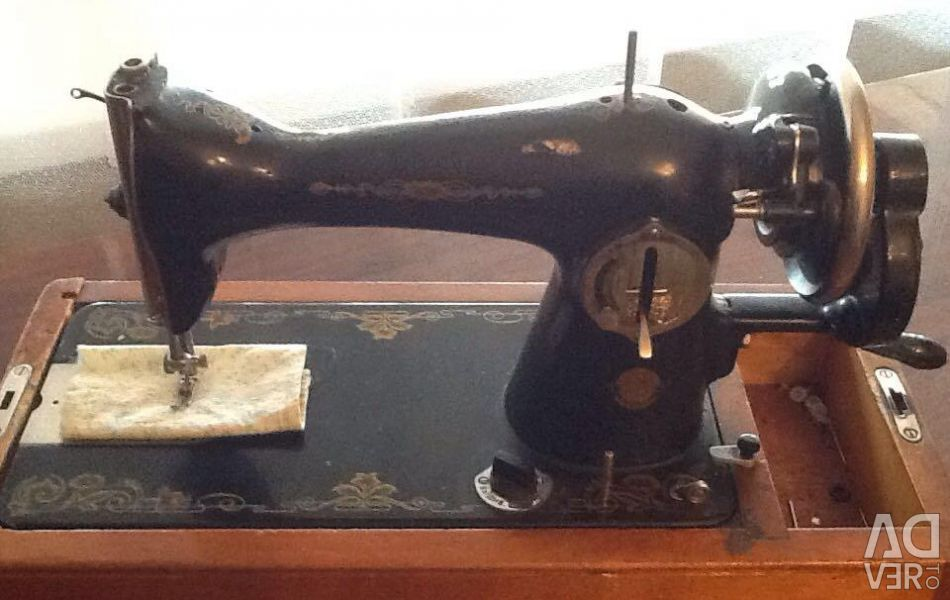 Rare sewing machine
