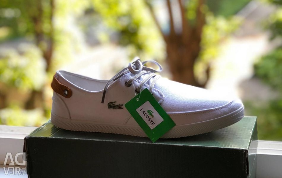 Lacoste Summer Boat Shoes