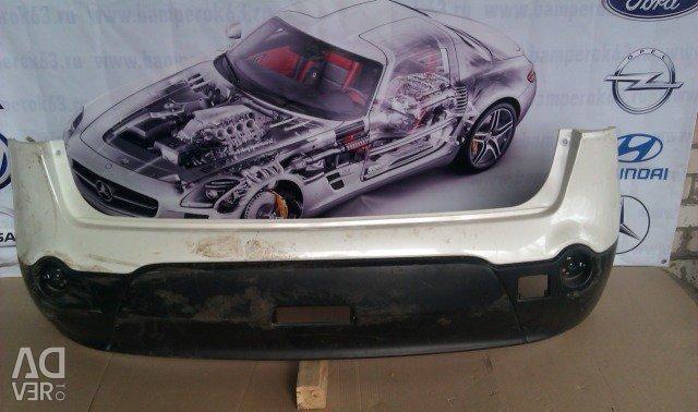 Nissan qashqai + 2 rear bumper 85022ey10h