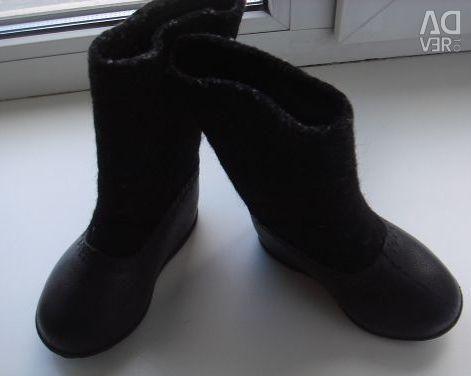 Αισθητές μπότες