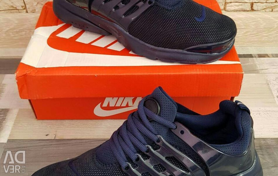 Кроссовки Nike Presto размеры 42,43,44,45,46