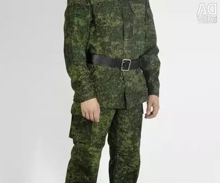 Suit army old sample
