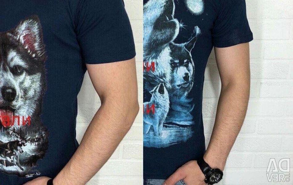 New T-shirt 100% cotton 52 size