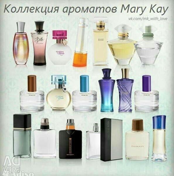 Fragrances for women and men