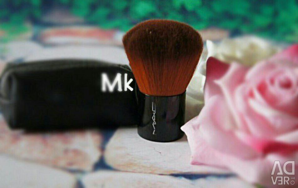 Brush for makeup from MAC