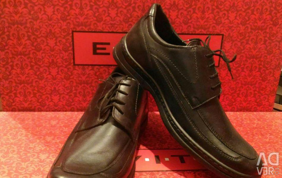 Туфли мужские 9-128С(РАЗМЕРЫ:40,41,44)