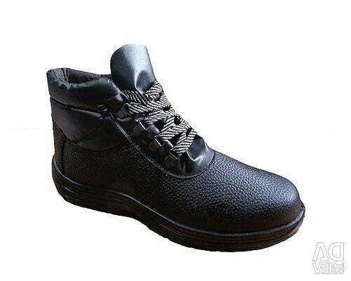 Μπότες yuft 22-42 PU-H (ύψος 15 cm)