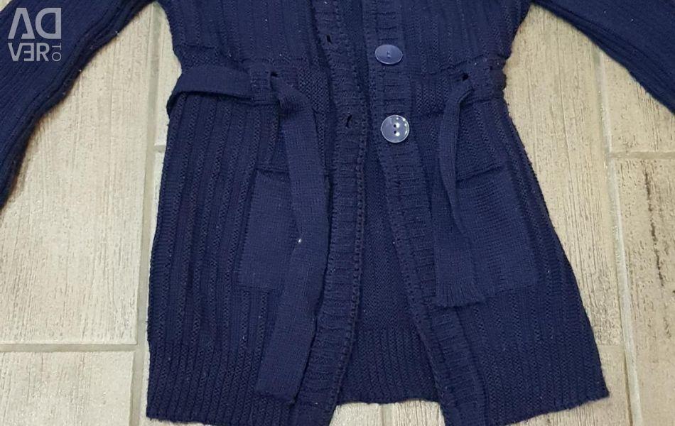 The jacket 140-146 size