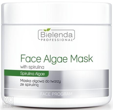 BIELENDA PROFESSIONAL Alginate Face Mask