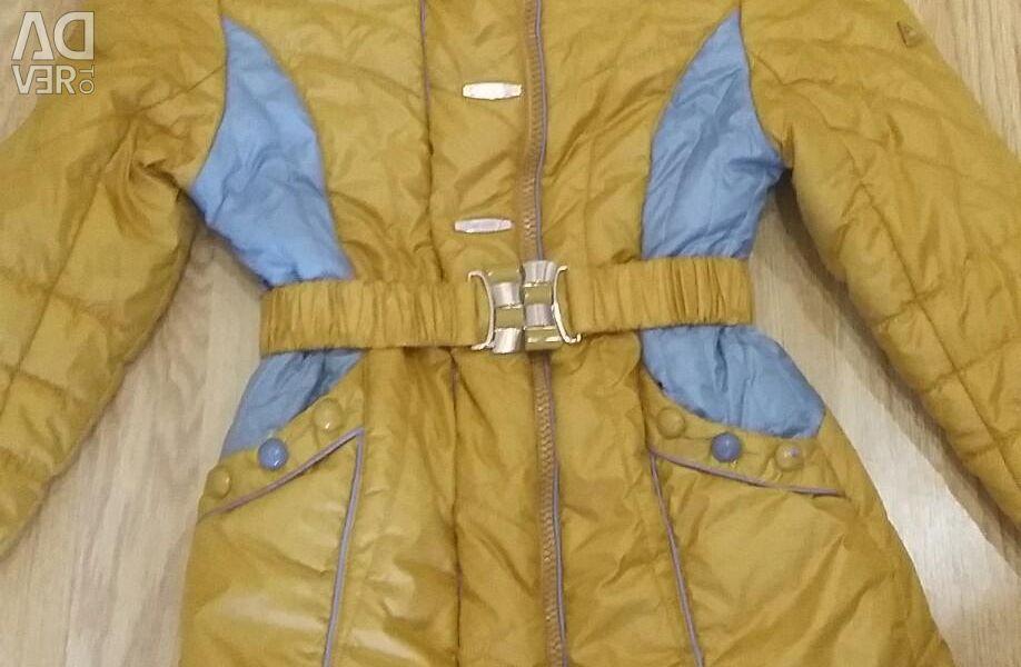 Children's jacket (fall-spring)
