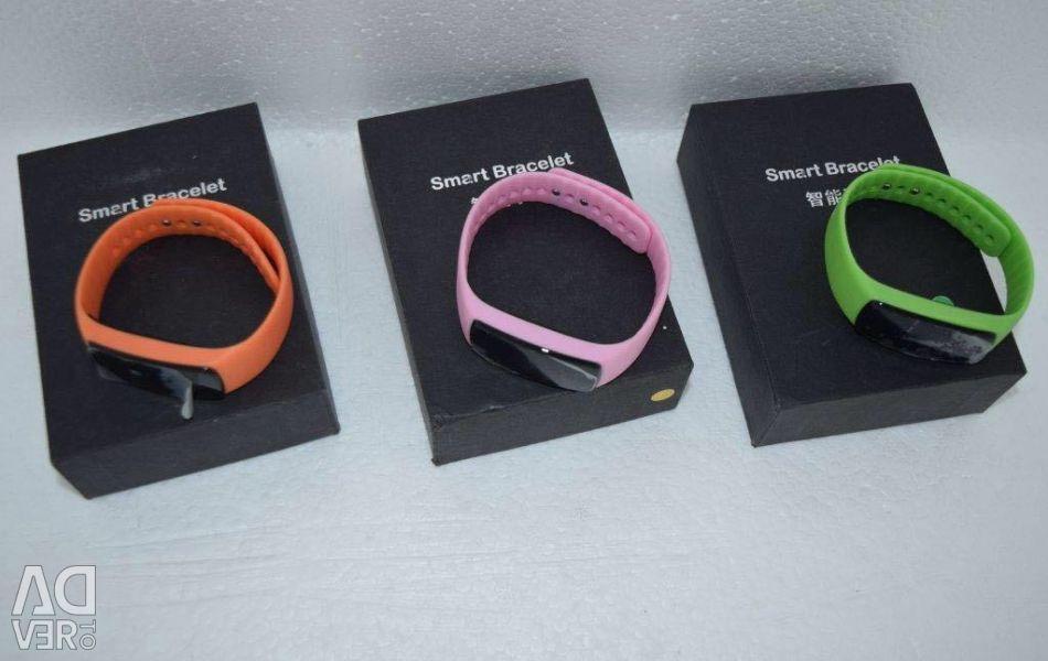Νέο βραχιόλι γυμναστικής Watch Smart Bracelet 018817