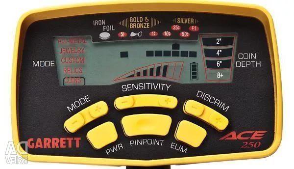 Электронный блок Garrett Ace 250