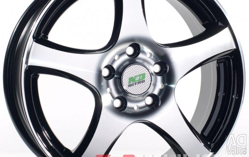 Wheels Nitro Y279 6.5x16 PCD 5x108.0 ET 50 DIA 63.3 BFP