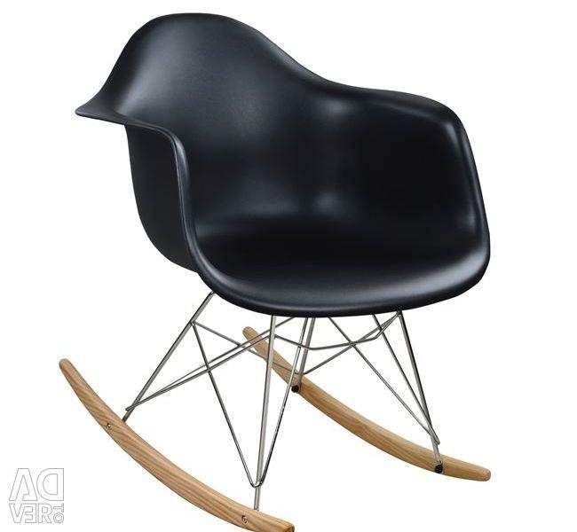 KOUNDRY ARMCHAIR WITH SEAT MIRTO BLACK HM0035.0