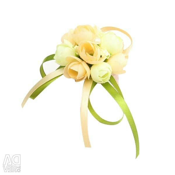 Bratara din flori