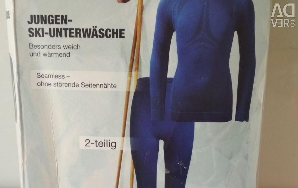 Crivit Thermal Underwear Sets (Germany)