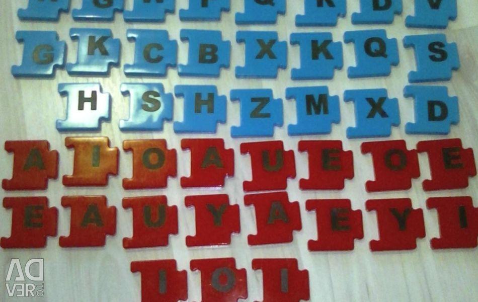 Alphabet English