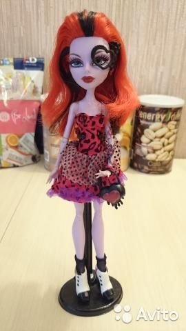 Doll Monster High Operetta