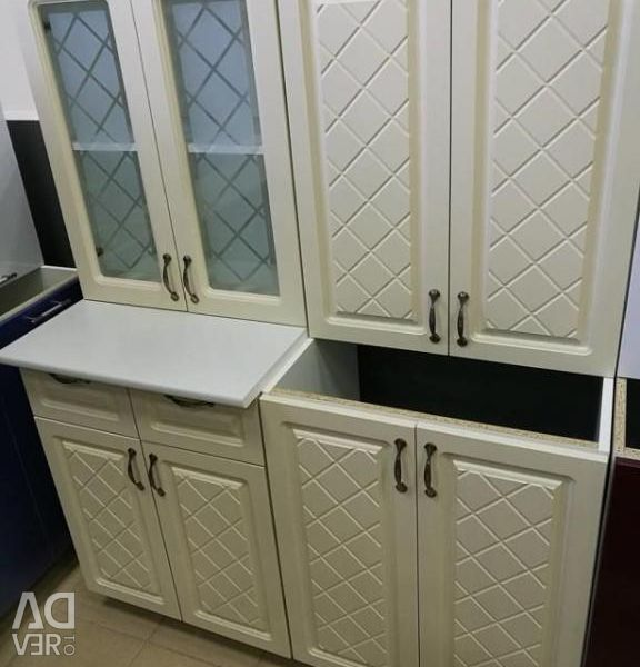 Modena kitchen set 1,2m, vanilla FROM TXM