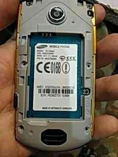 Samsung s5620 на запчасти