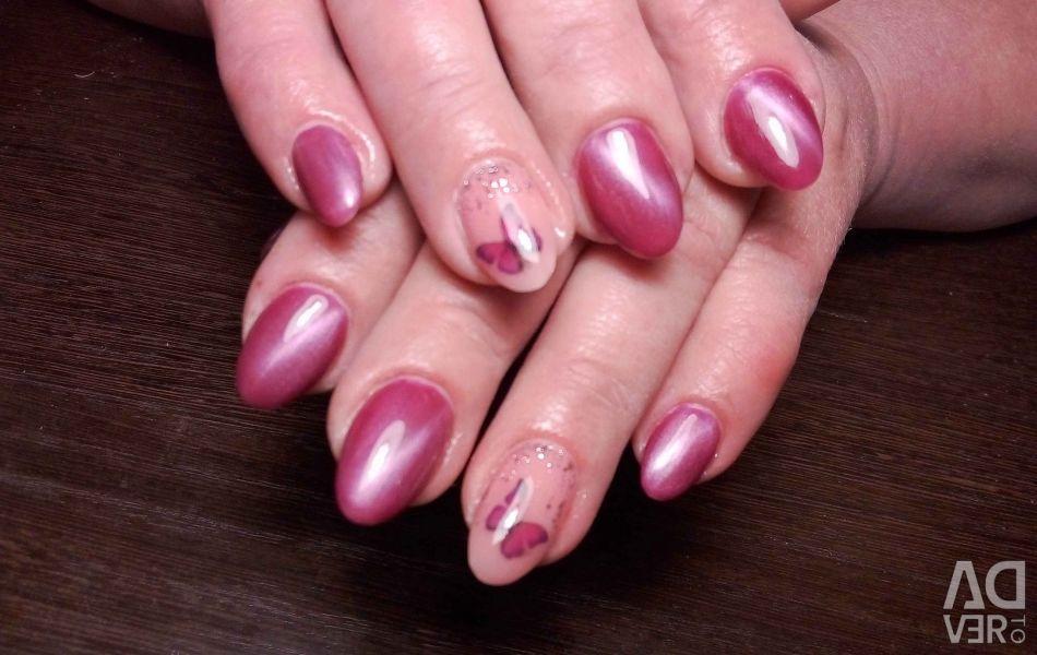 Hardware manicure