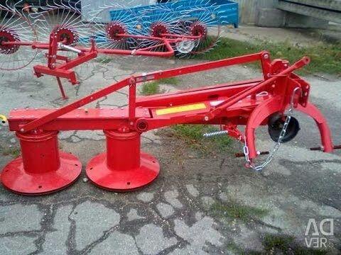 Rotary mower 165