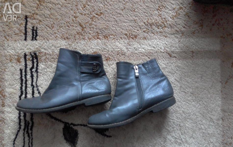 Μπότες 31 μεγέθη