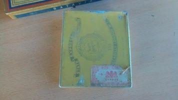 Медаль за сигарети / футляр для олова