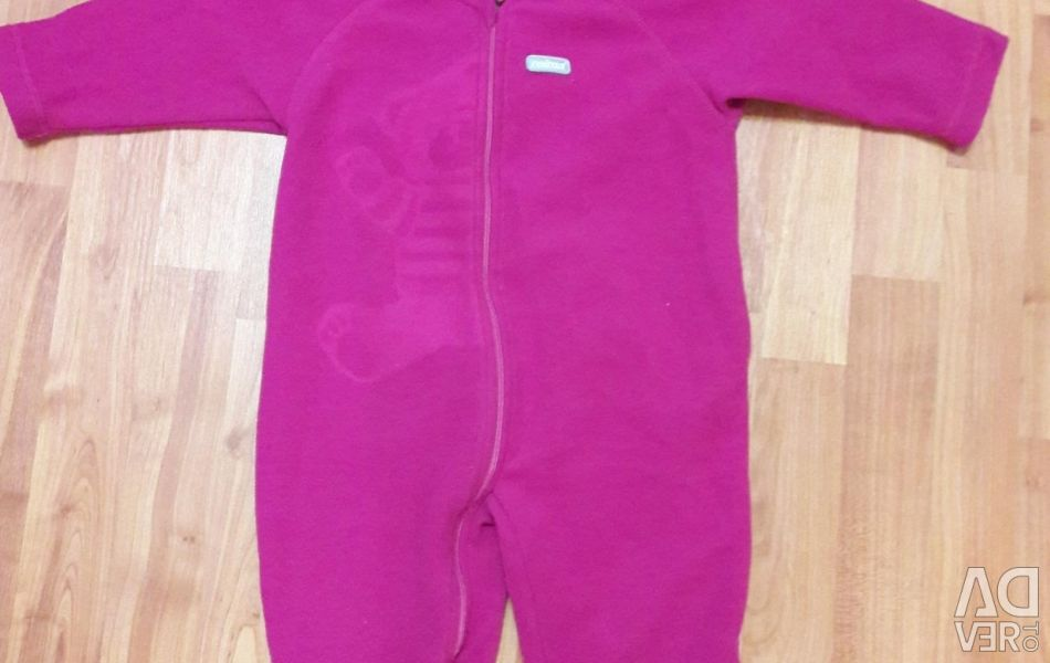 Fleece poddeva Reima