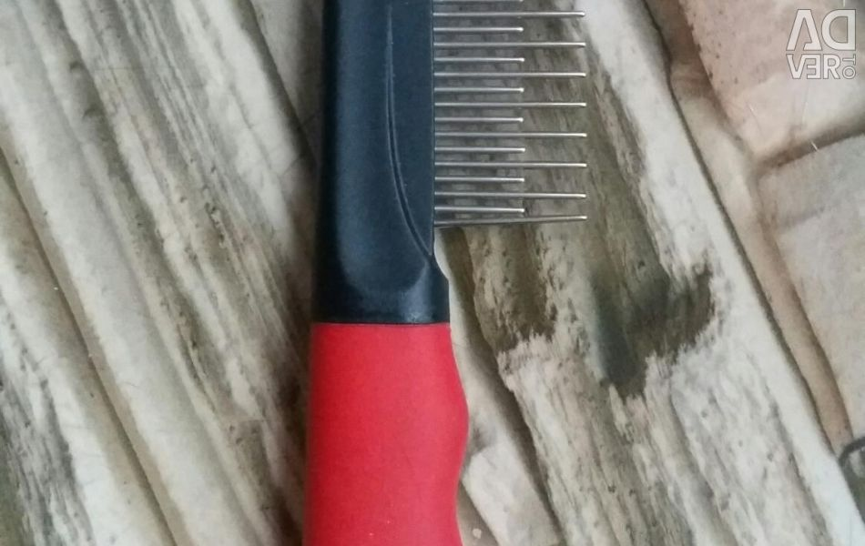 Comb for dog or cat
