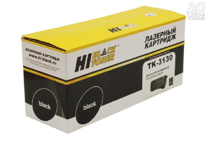Hi-Black Toner Cartridge (HB-TK-3130) for Kyocera