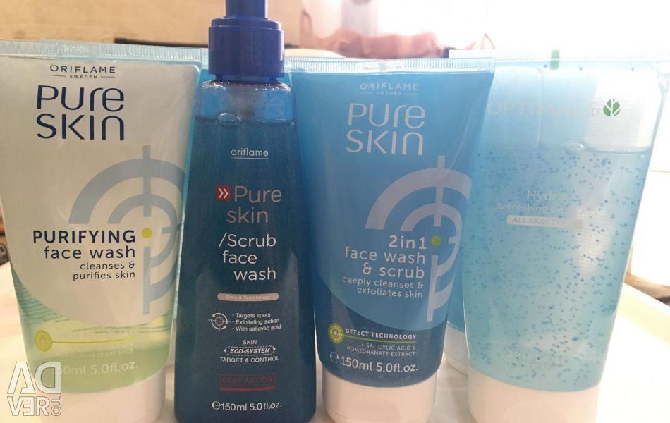 Sink pure skin