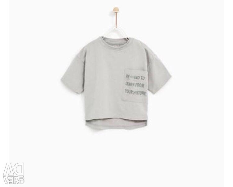 Детская футболка Zara