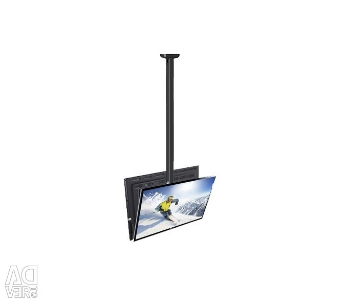 NBMounts T5520 Plafonul televizorului din spate la interior până la