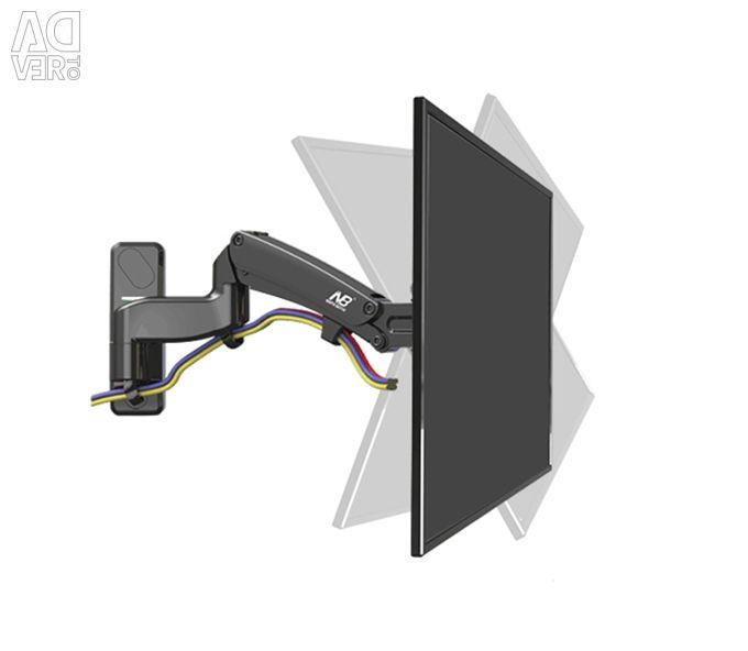 NB крепления F500 TV Настенное крепление Dual Arms 40 × 40 23KG