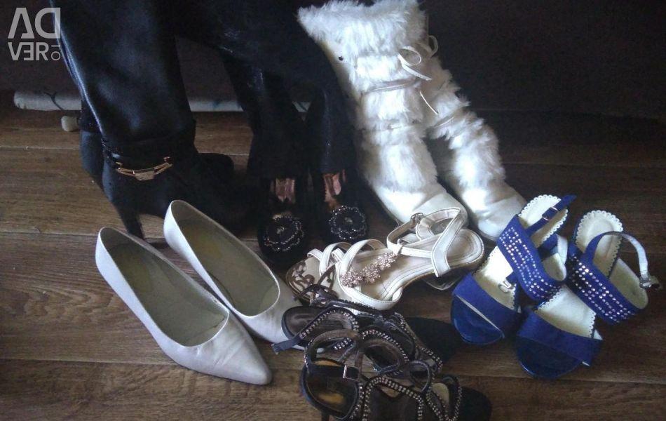 150 kadın ayakkabısı