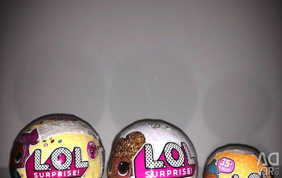 Dolls lol original