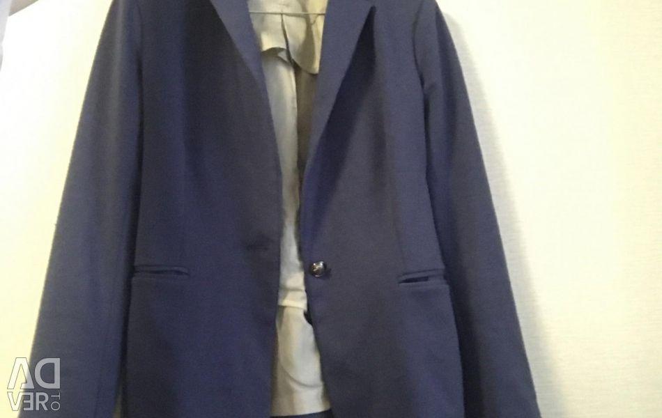 Blue jacket reserved.