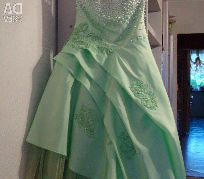 Dress children's elegant 128-152 cm