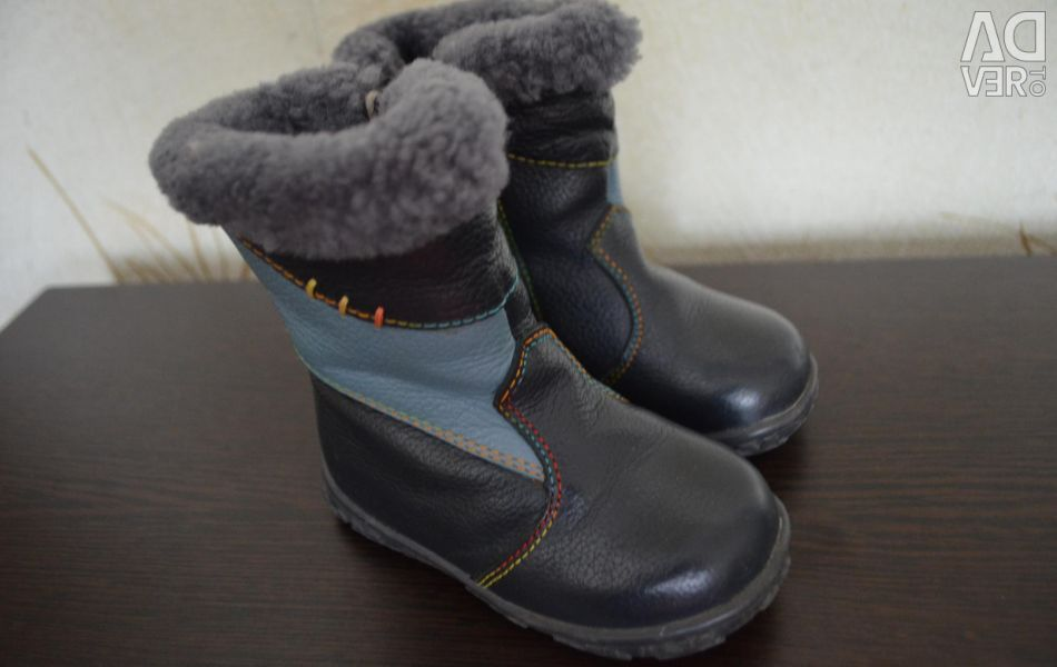 Winter boots p. 21-22