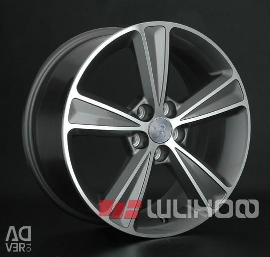 Roți Replay Chevrolet (GN24) 7x17 PCD 5x105 ET 42 DIA 56.6 SF