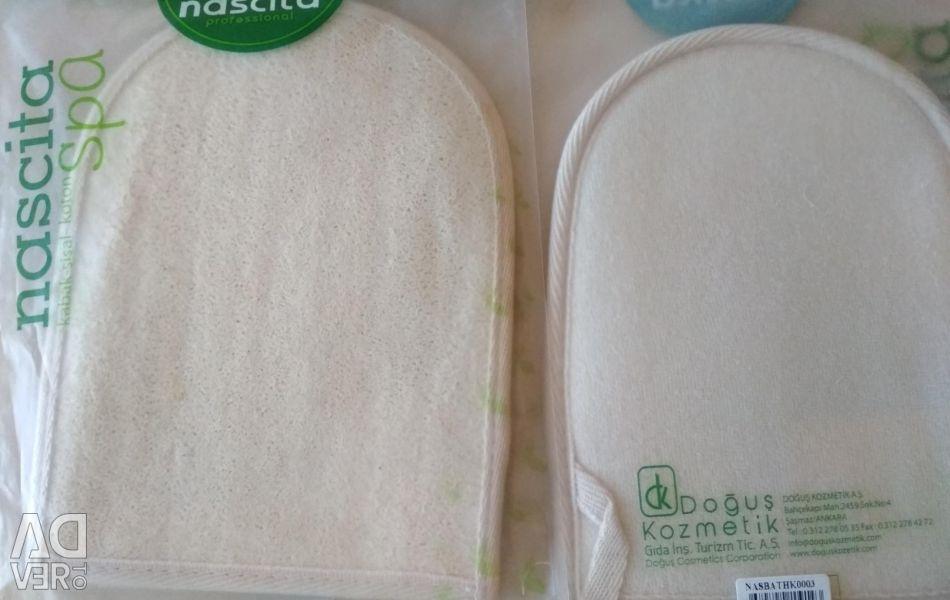 Hamam washcloth