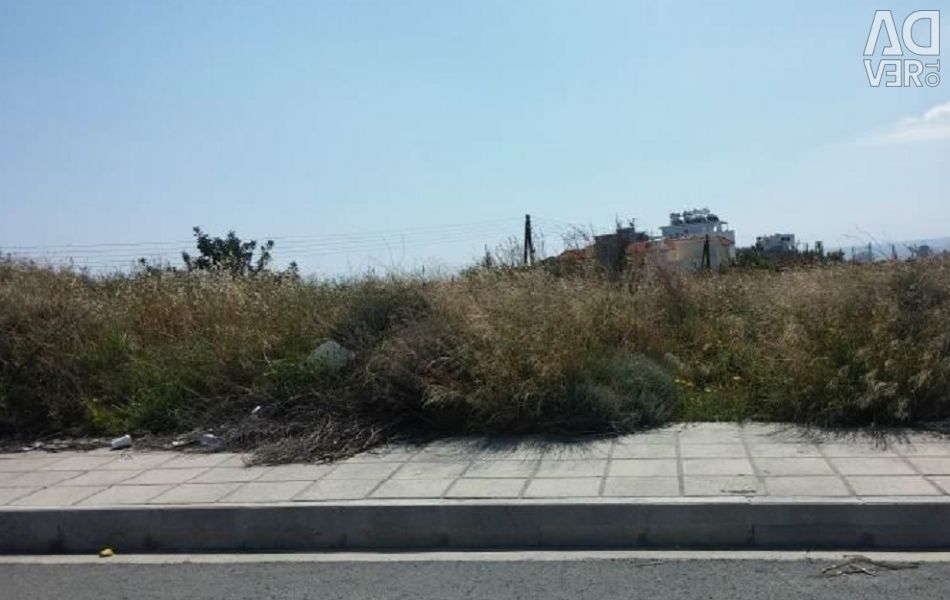 Plot in Germasogeia, Limassol