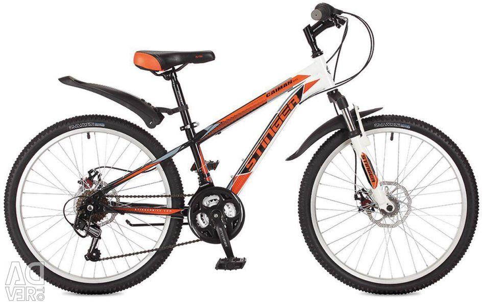 Bike Teen Stinger Wheels 24