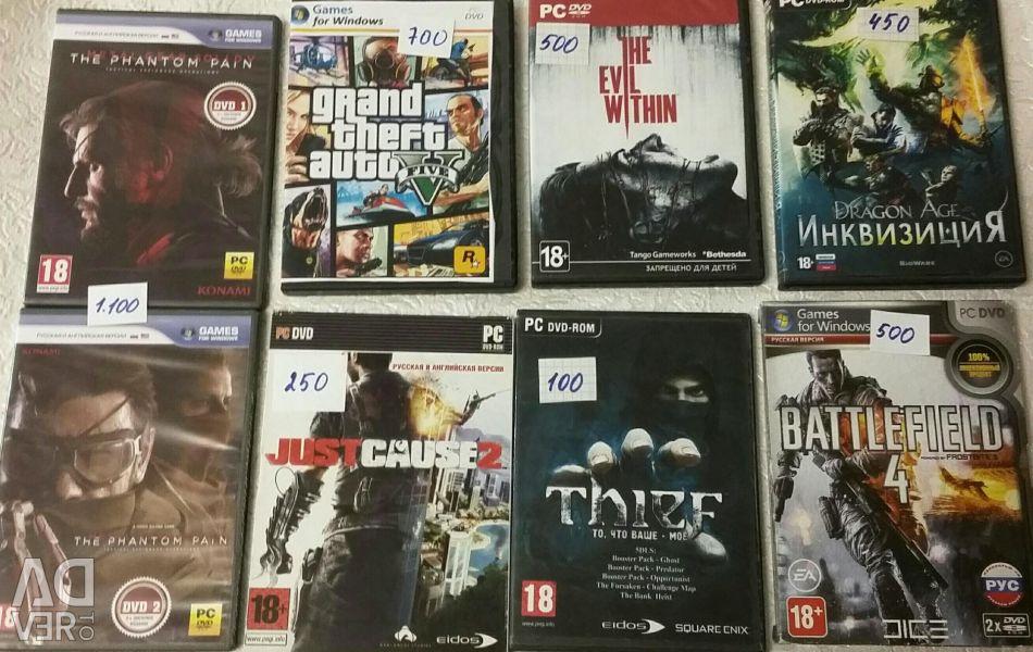 PC DVD Oyunları PC Oyunları